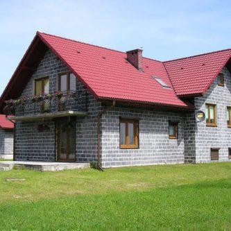 Дом из шлакоблока: как построить и утеплить качественно? (77 фото-идей)