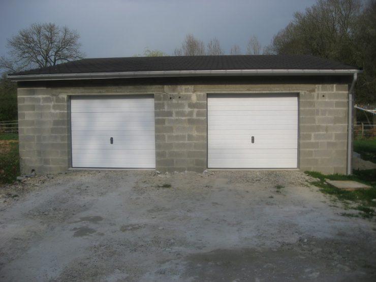 Как дешевле построить гараж своими руками 805